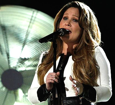 DaNica Shirey became the first York County contestant on The Voice in Season 7. (NBC Photo)